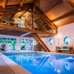 Une piscine dans votre chambre