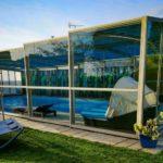 Chambre avec jacuzzi et piscine privatifs à Rouans