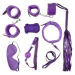 kit bdsm dreamy fetish violet