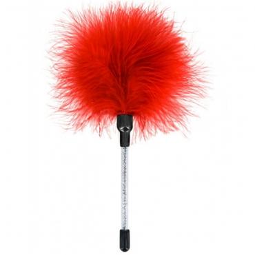 plumeau rouge
